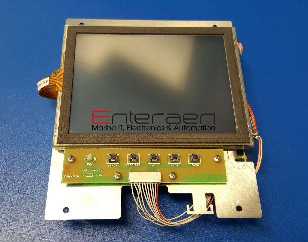 Supply and Communication Display Touch Screen